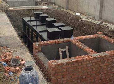 部分工厂污水处理现场照片