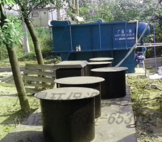 食品废水在处理设备